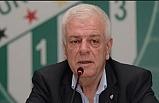Bursaspor Başkanı Ali Ay, Harun Tekin'in transfer iddialarını ve sponsor bilmecesini yanıtladı