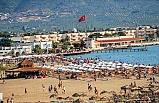 Cennet vatan Türkiye'nin turizm geliri yüzde 30,1 arttı