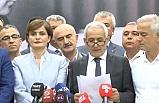 CHP'li il başkanlarından son dakika ortak açıklama...