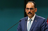 Cumhurbaşkanlığı Sözcüsü İbrahim Kalın'dan İsrail'e Erdoğan tepkisi