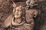 Ordu Tural Kalesi'ndeki kazılardan 2100 yıllık heykeller çıktı