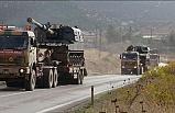 Suriye sınırına askeri sevkiyat yeniden başladı