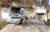 Bursa'da feci kaza! 4 yaralı