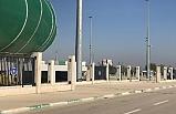 Bursaspor'un stadyumunun çevresindeki bariyerler kaldırılıyor