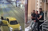 Taksiciden turiste gasp iddiası