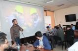 STK temsilcileri toplantı yaptı