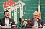 Bursaspor'da önemli proje