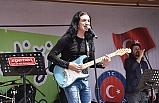 Murat Kekilli 23 Nisan konserini Suriye'de yaptı