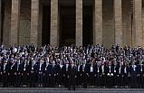 Ulu Önder Atatürk'ün izinde 100 yıllık onur 100 yıllık gurur!