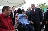 TBMM Başkanı Şentop, Tekirdağ'da bayramlaştı