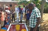 Uludağ Üniversitesi'nden Burundi'ye su kuyusu