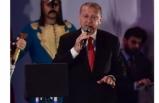 Cumhurbaşkanı Erdoğan, Atatürk Havalimanı'nda vatandaşlara seslendi