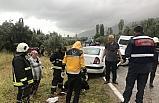 Bursa'da zincirleme trafik kazası: 18 yaralı