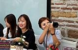 """Güney Koreli sosyal medya fenomenlerinden """"payitaht"""" tanıtımı"""