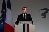 Fransa Cumhurbaşkanı'ndan şok eden görüşme