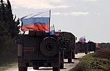Zırhlı araçlar Suriye'ye ulaştı!