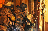 Bursa'da terör operasyonu! 9 şüpheli gözaltında