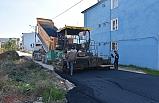 Gemlik'e bir günde 750 ton asfalt döküldü
