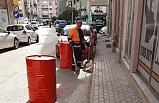 Gemlik sokakları pırıl pırıl