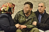 PKK'dan kaçarak ailesine kavuştu
