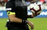 Süper Lig'de 14'üncü haftanın hakemleri belli oldu