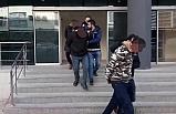 Bursa'da uyuşturucu tacirlerine vurgun