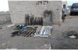 PKK/YPG'ye ait silah ve mühimmatlar imha edildi
