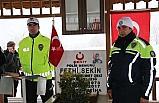 Şehit polis memuru Fethi Sekin, kabri başında anıldı