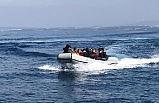 58 kaçak göçmen yakalandı!
