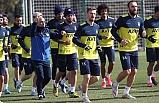 Fenerbahçe derbi hazırlıkları devam ediyor