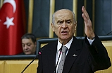 MHP Genel Başkanı Bahçeli'den açıklama!