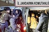 Panelvan minibüste 27 kaçak göçmen!