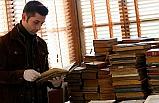 Türbe sanılan mekandan asırlık kitaplar çıktı