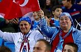Trabzonspor en çok kadın seyirciye sahip!