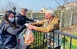 """Türkiye'de yaşlı nüfusun en yüksek olduğu ilde """"Evde kalın"""" çağrısı"""