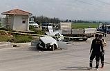 Adana'da korkunç kaza; 3 ölü