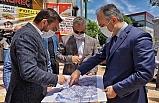 Bursa'da yenileniyor