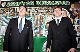 Ertuğrul Sağlam, Bursaspor'un şampiyonluğunu anlattı