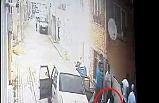 Sokağa çıkma yasağında, sokak ortasında feci olay!