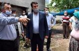 Dündar'dan selin vurduğu Seçköy'e destek