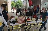 İnşaattan düşen usta ağır yaralandı