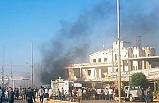 Azez'de bomba yüklü araçla terör saldırısı!