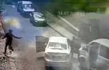 Bağcılar'da polisin şehit olduğu saldırı anının görüntüleri ortaya çıktı