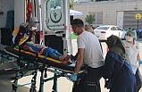 Balkondan düşen Ayşenaz, yaralandı