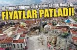 Bursa'da konut fiyatları artıyor!