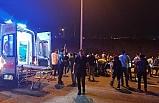 Gebze'de yolcu otobüsü devrildi: 1 ölü, 17 yaralı