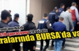İzmir merkezli FETÖ operasyonuna 28 gözaltı