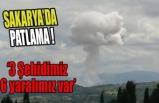 Sakarya Valisi Kaldırım: Patlamada 3 şehidimiz var