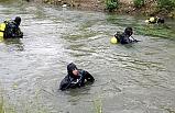 Su kanalı kıyısında oynayan 2 yaşındaki Melek kayboldu
