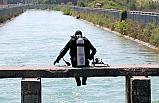 Sulama kanalına giren 18 yaşındaki gençten acı haber!